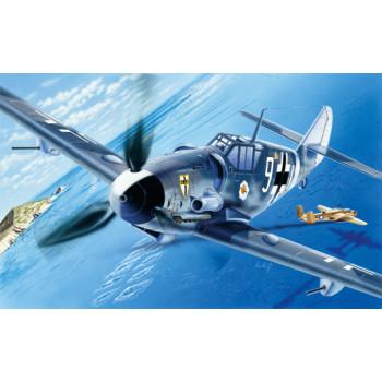 0063ИТ Самолет Messerschmitt BF-109 G-6