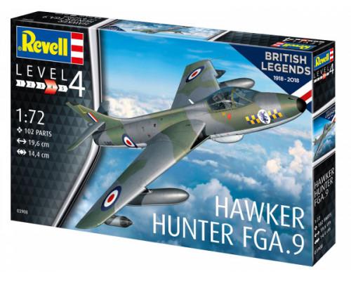 100 лет RAF: Хокер «Хантер»