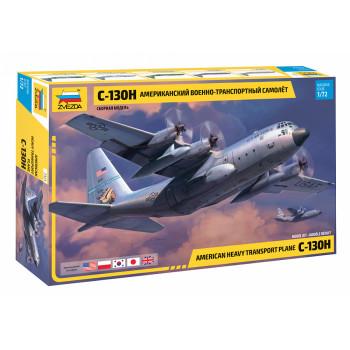 zv7321 Американский военно-транспортный самолет С-130