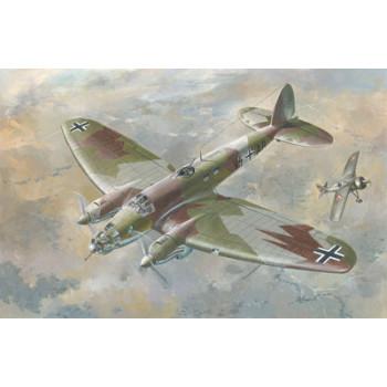 "Rod027 Самолет HEINKEL 111E ""EMIL"""