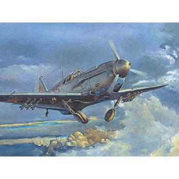 Rod037 Самолет ЛаГГ-3 1,5,11 серии