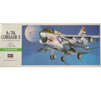 H00238 Hasegawa Американский штурмовик A-7A Corsair II (1:72)