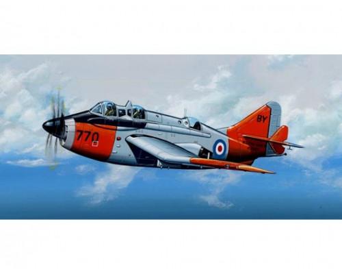 01630 British Fairey Gannet Mk2 Aircraft