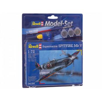 """Набор """"Военный самолет Spitfire Mk V b"""""""