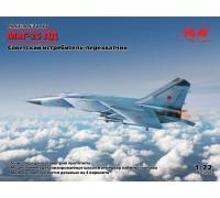 72177 ICM МиГ-25 ПД, Советский истребитель-перехватчик, 1/72