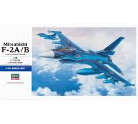 H00545 Hasegawa Самолет F-2A/B Mitsubishi (1:72)
