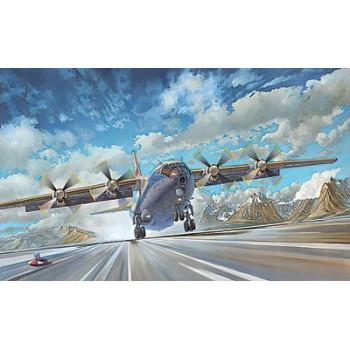 Rod048 Советский Военно-Транспортный Самолет 12-B