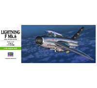 H00245 Hasegawa Перехватчик Lightning F.MK.6 (1:72)