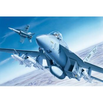 0083ИТ Самолет F/A-18 E Super Hornet