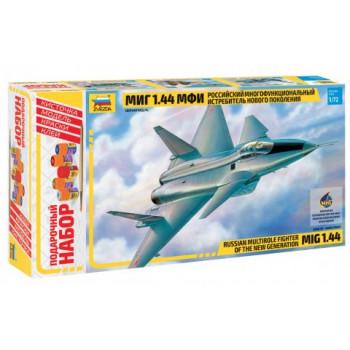 Самолет МиГ 1.44 сборная модель