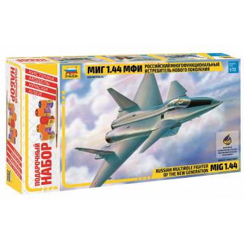 "zv7252П Самолет ""МиГ 1.44"""