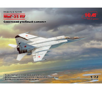 72178 ICM MиГ-25ПУ, Советский учебный самолет, 1/72