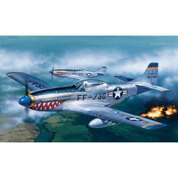 0086ИТ Самолет F-51D Mustang