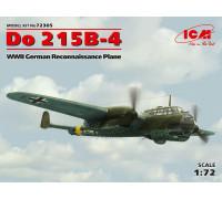 72305 ICM Do 215B-4, Германский самолет-разведчик II МВ, 1/72