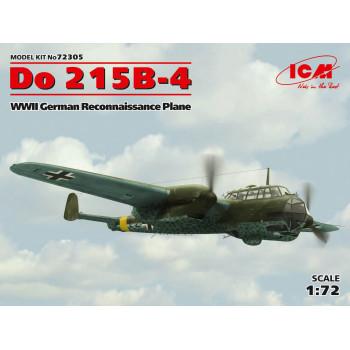 Do 215B-4, Германский самолет-разведчик II МВ
