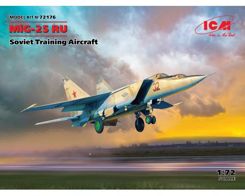 МиГ-25 РУ, Советский учебный самолет