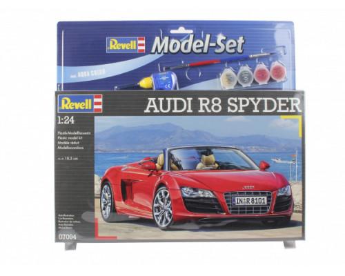 Набор Автомобиль Audi R8 Spyder