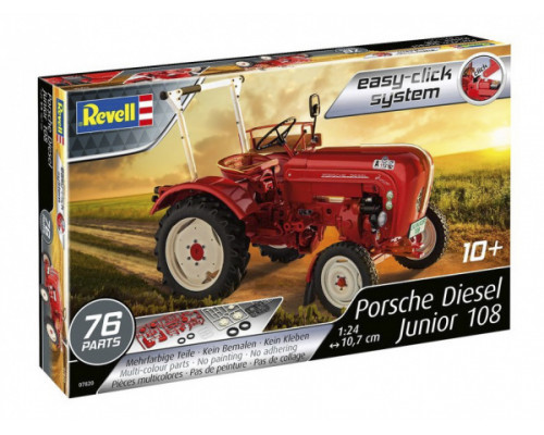 Трактор Porsche Junior 108