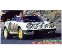 H25032 Hasegawa Автомобиль Lancia Stratos HF 1977 Monte-Carlo Rally Winner