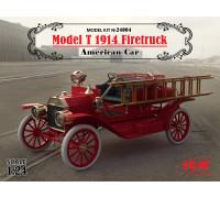 Model T 1914 Firetruck, Американский пожарный автомобиль