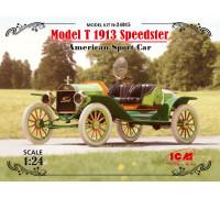 """Model T 1913 """"Спидстер"""", Американский спортивный автомобиль"""