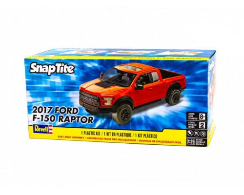 Автомобиль 2017 Ford F-150 Raptor