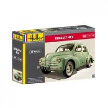 Автомобиль Renault 4 CV