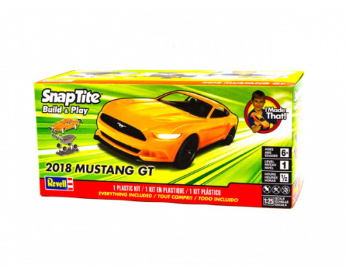Автомобиль 2018 Mustang GT