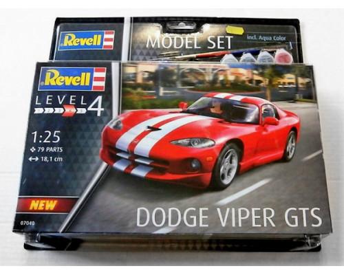 Набор Спортивный Автомобиль Dodge Viper GTS