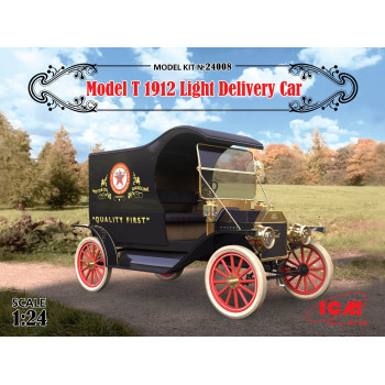 Развозной фургон Модель Т 1912 г. сборная модель