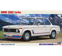 H21124 Hasegawa Автомобиль BMW 2002 turbo (1:24)