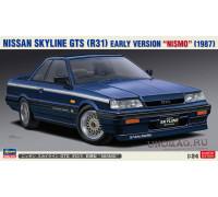 "H20378 Hasegawa Автомобиль Nissan Skyline GTS (R31) Early Version ""Nismo"" (1987) (1:24)"