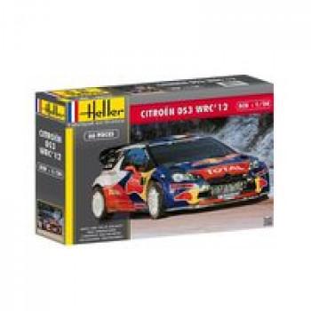 Автомобиль CITROEN DS3 WRC'12