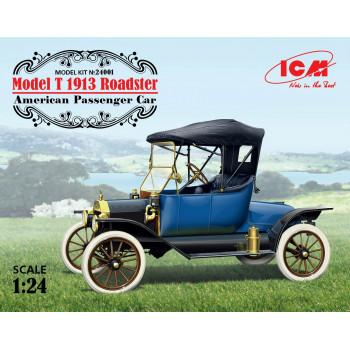 Model T 1913 Roadster, Американский пассажирский автомобиль сборная модель
