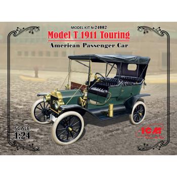 Model T 1911Touring, Американский пассажирский автомобиль сборная модель