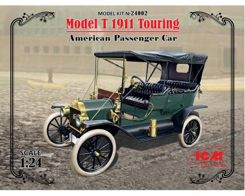 Model T 1911Touring, Американский пассажирский автомобиль