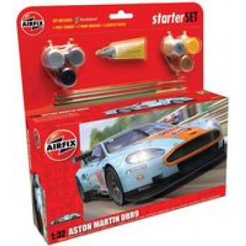 Автомобиль ASTON MARTIN DBR9