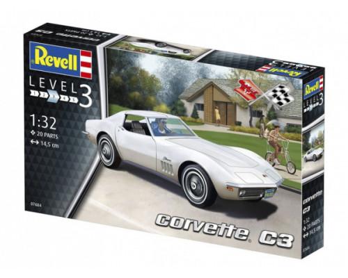 Автомобиль Chevrolet Corvette C3