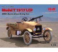 35663 Model T 1917 LCP, Автомобиль армии Австралии І МВ ICM, 1/35