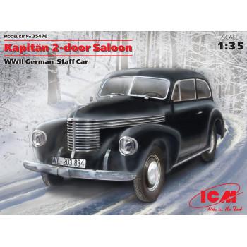 Kapitan Седан двухдверный, Германский автомобиль ІІ МВ сборная модель