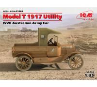Model T 1917 Utility, Армейский автомобиль Австралии І МВ