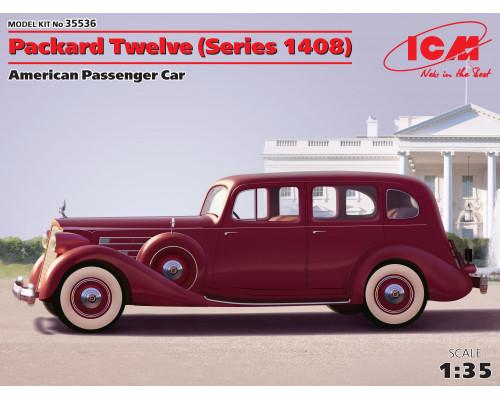 Packard Twelve (серии 1408), Американский пассажирский автомобиль