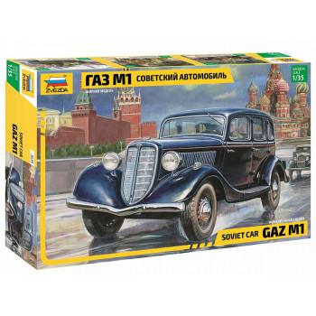 zv3634 Автомобиль ГАЗ-М1