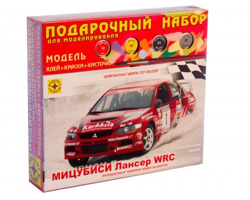 Автомобиль Мицубиси Лансер WRC (1:43)