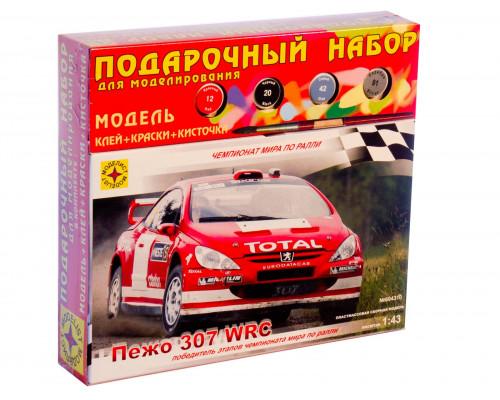 Автомобиль Пежо 307 WRC (1:43)