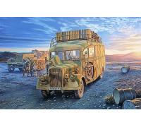 Автобус Blitz Omnibus W39 Stabswagen