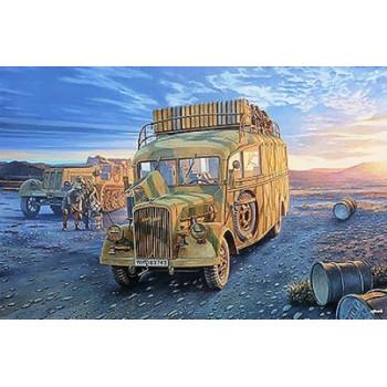 Rod810 Автобус Blitz Omnibus W39 Stabswagen
