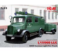 L1500S LLG - Германская легкая пожарная машина, 2МВ