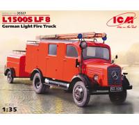 L1500S LF 8, Германский лёгкий пожарный автомобиль 2МВ