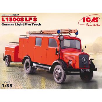 L1500S LF 8, Германский лёгкий пожарный автомобиль 2МВ сборная модель